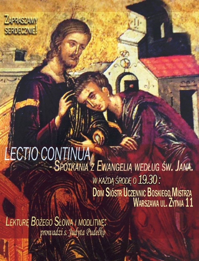 Lectio Continua Ewangelii Jana